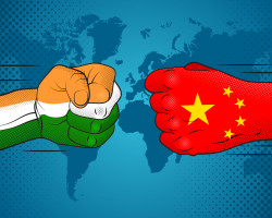 India and China, Cooperation or Competition?